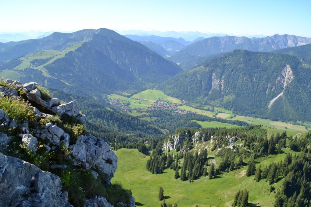 Herzlich willkommen in Bayrischzell
